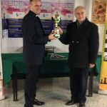 Clericus Chess 2016: premiazione Don Miroslaw